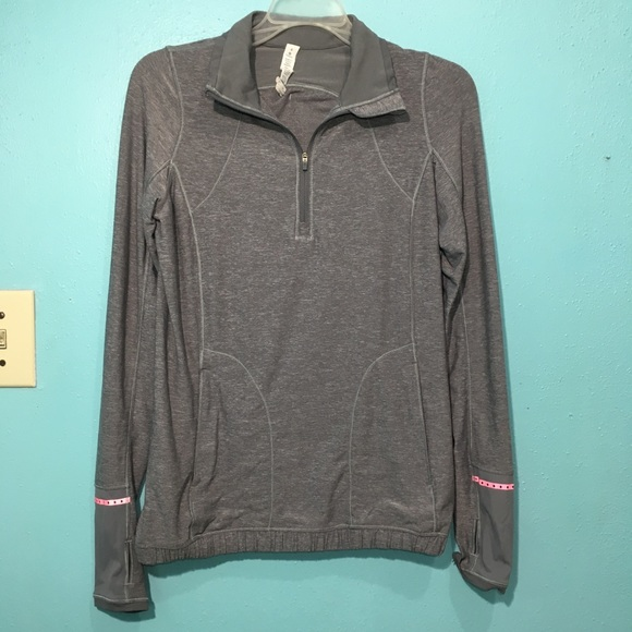 lululemon athletica Jackets & Blazers - LULULEMON PULLOVER LIGHTWEIGHT QUARTER ZIP UP